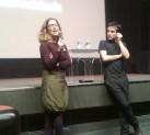 Marta Jiménez y Javier Rebollo charlan sobre 'La mujer sin piano'