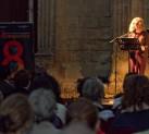 Marta Jiménez en 'Voces del mundo, voces de Córdoba'