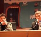 Ariel Rot y Jaime Urrutia en LMC (Córdoba)