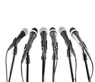 Presentadora de actos públicos