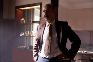 El actor cordobés encarna a un juez ochentero en la que se avista como la película del año del cine español. FOTO: Julio Vergne